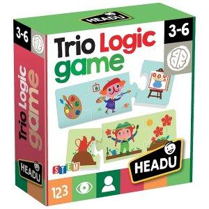 Trio Logic game