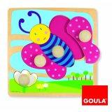 Puzzle Pomelli Farfalla
