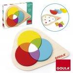 Puzzle cromatico