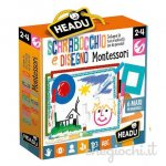 scarabocchio e Disegno Montessori