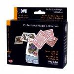 Il Segreto delle 4 Regine con DVD