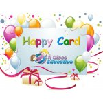 Happy Card del valore di 25,00 Euro