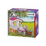 SCHLEICH 42368 BOX PER CAVALLO- 1 CAVALLO