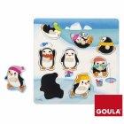 Puzzle pinguini posizioni