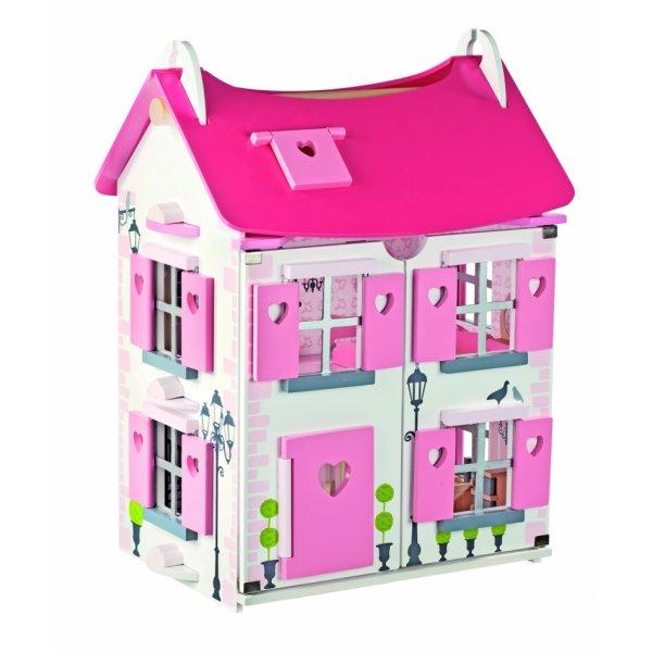 casa delle bambole - giocoeducativo