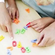Giocattoli per bambini disabili